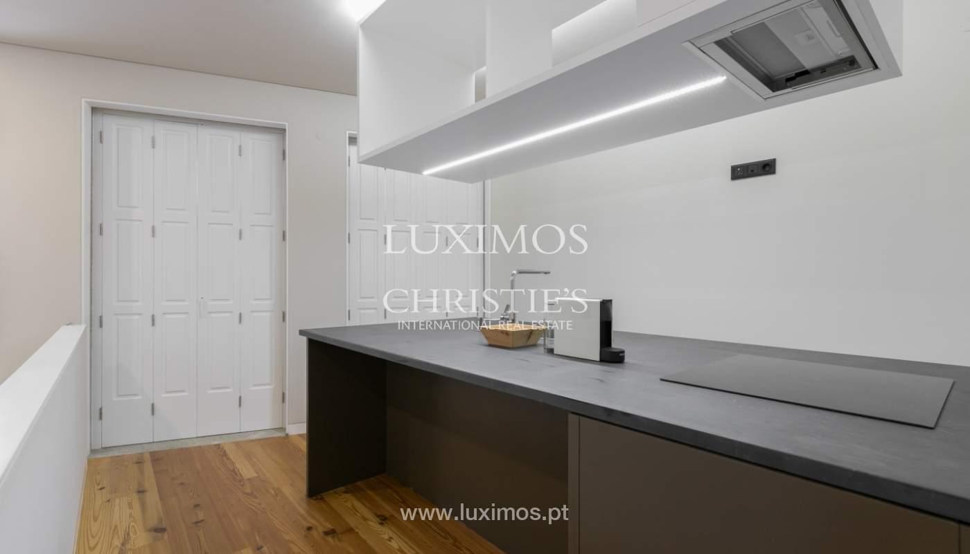 Verkauf moderne villa wieder aufgebaut und in das Porto, Portugal_97965