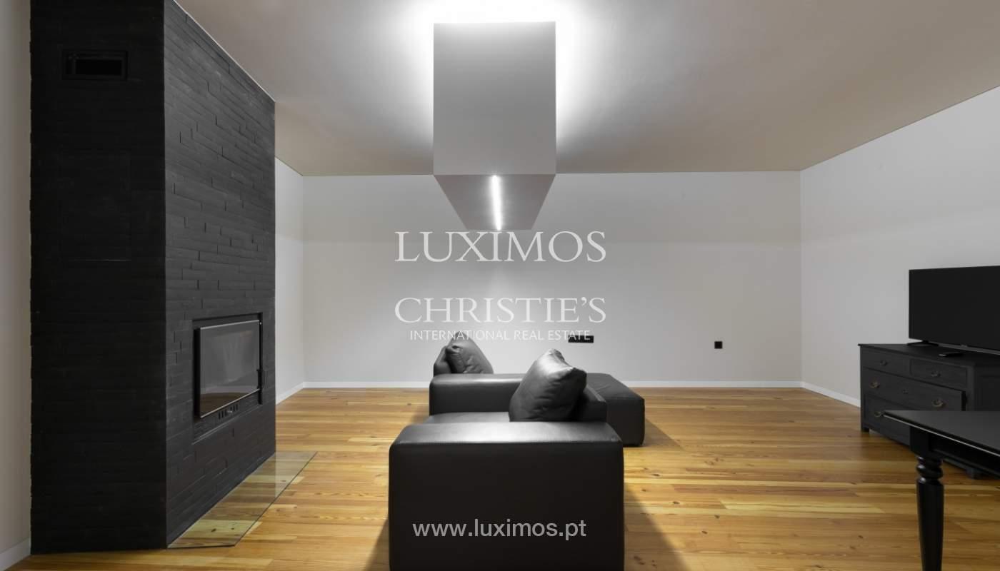 Verkauf moderne villa wieder aufgebaut und in das Porto, Portugal_97971