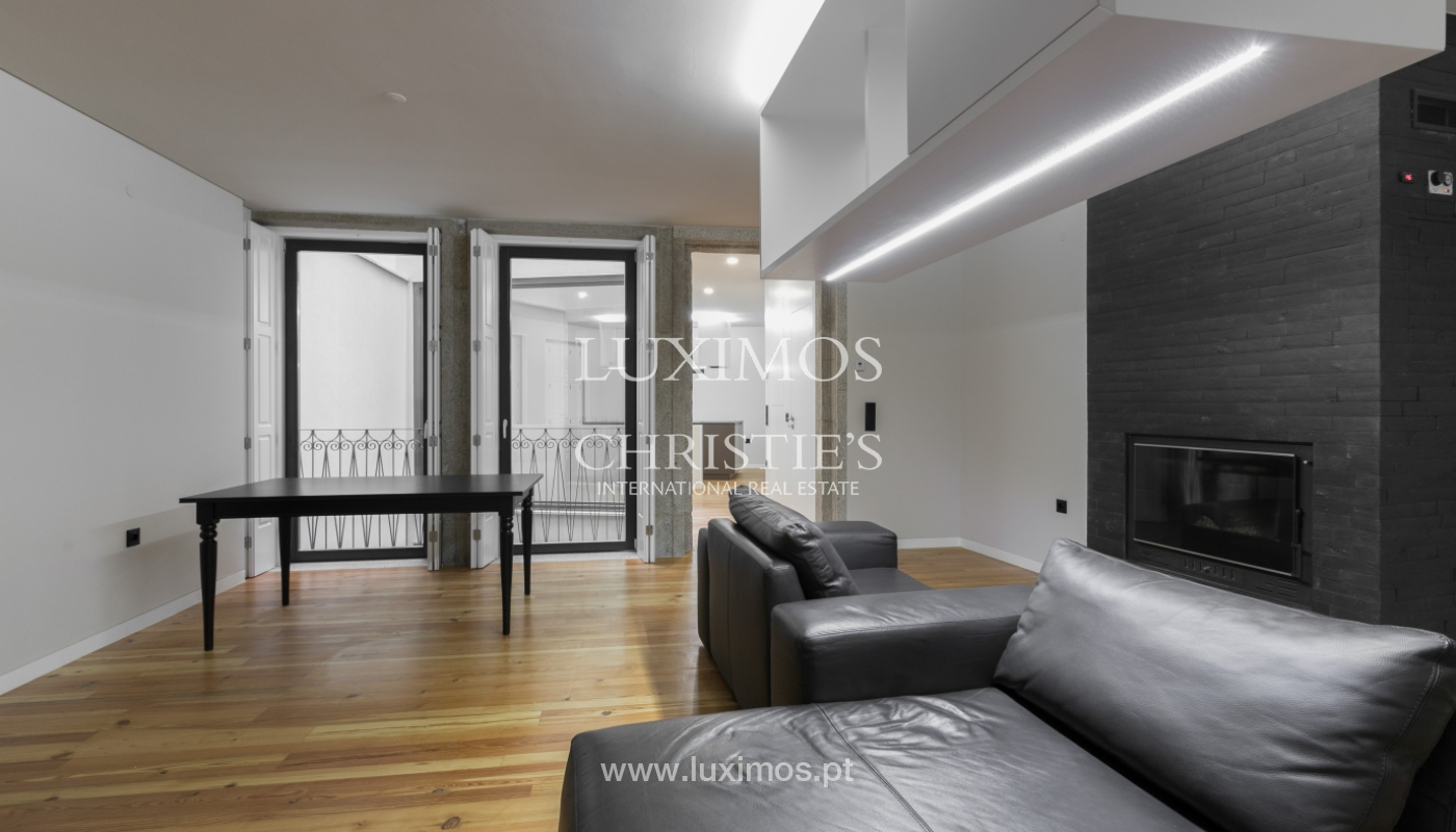 Sale of modern and rebuilt house in Porto downtown, Portugal_97973