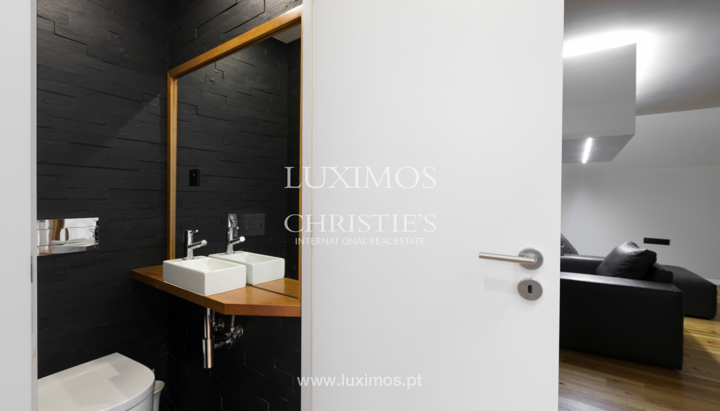 Verkauf moderne villa wieder aufgebaut und in das Porto, Portugal_97977