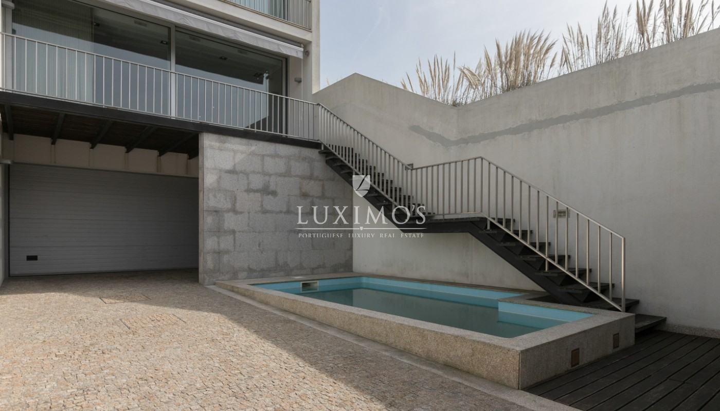 Sale of contemporary villa with pool, Vila Nova de Gaia, Portugal_98036