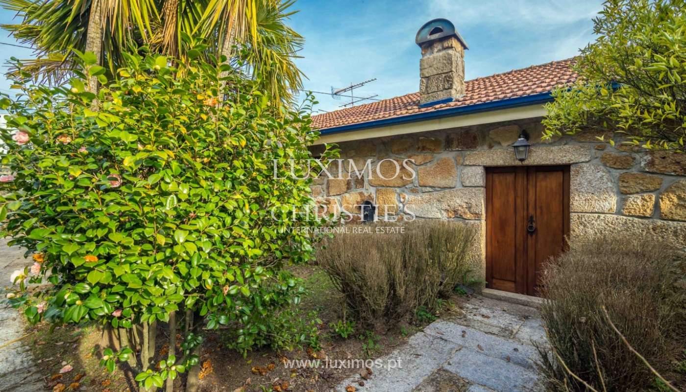 Venta de casa de campo con jardín y huerto, Paços de Ferreira, Portugal_98131