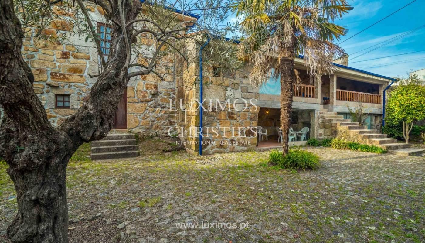Venta de casa de campo con jardín y huerto, Paços de Ferreira, Portugal_98133