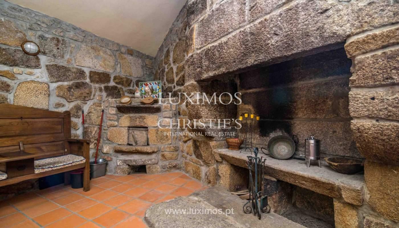 Venta de casa de campo con jardín y huerto, Paços de Ferreira, Portugal_98138
