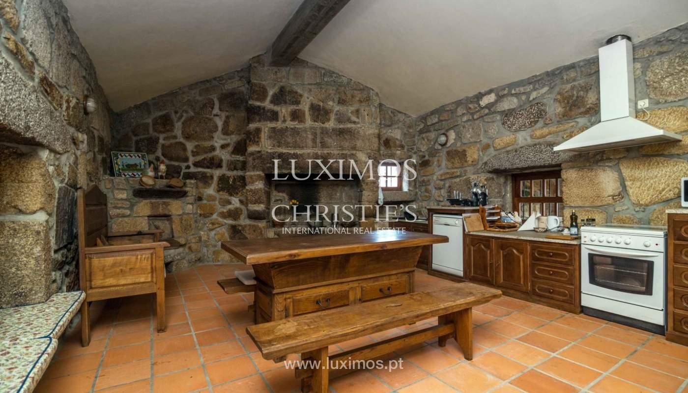 Venta de casa de campo con jardín y huerto, Paços de Ferreira, Portugal_98140