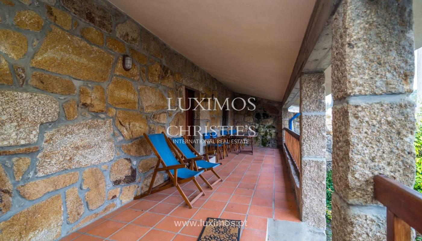 Venta de casa de campo con jardín y huerto, Paços de Ferreira, Portugal_98141