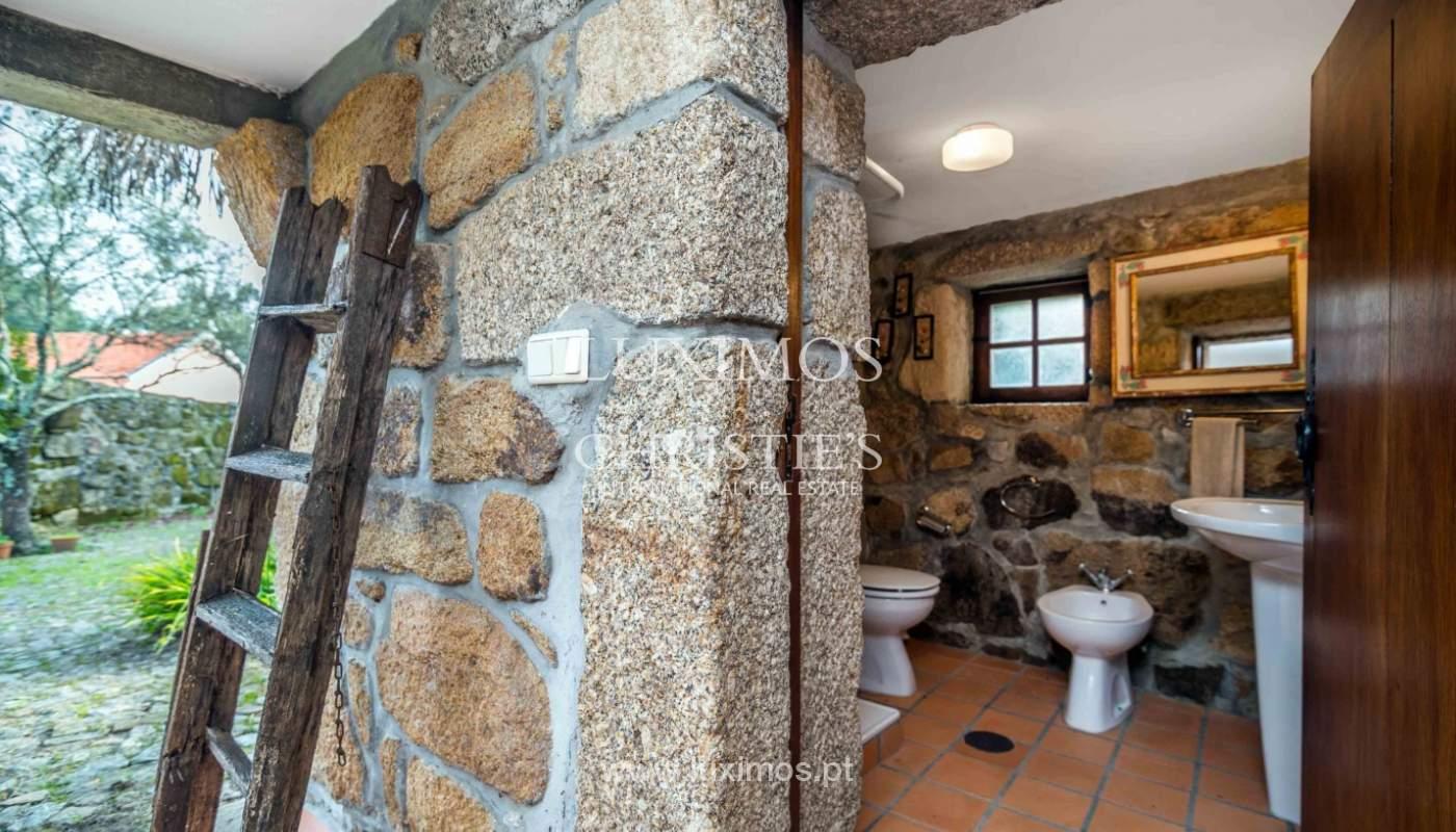 Venta de casa de campo con jardín y huerto, Paços de Ferreira, Portugal_98152