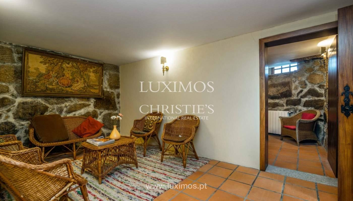 Venta de casa de campo con jardín y huerto, Paços de Ferreira, Portugal_98154