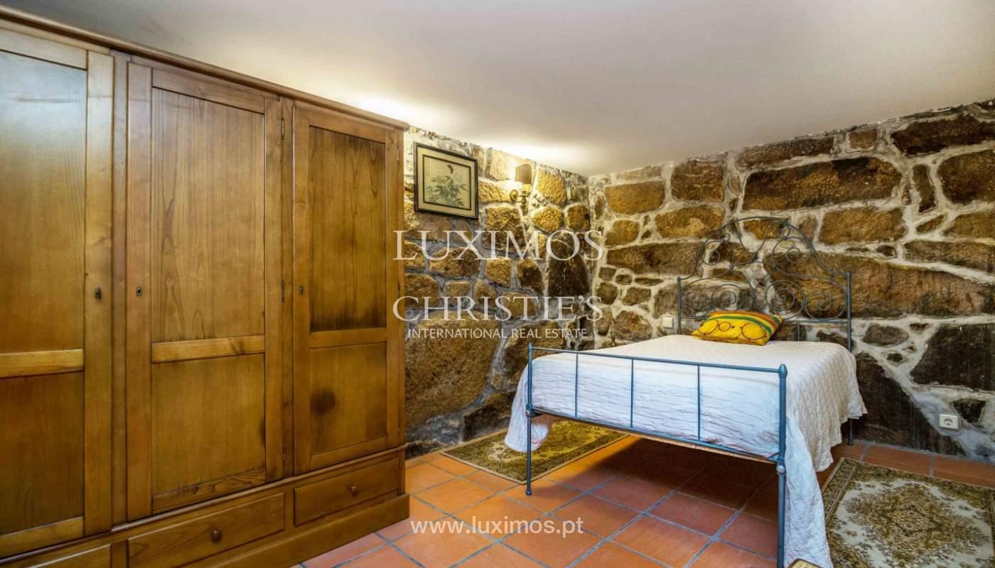Venta de casa de campo con jardín y huerto, Paços de Ferreira, Portugal_98156