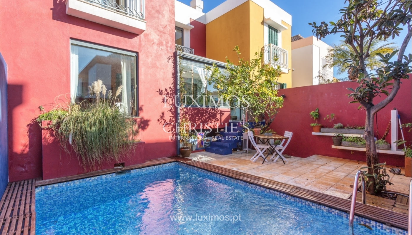 Villa à vendre avec piscine à Faro, Algarve, Portugal_98244