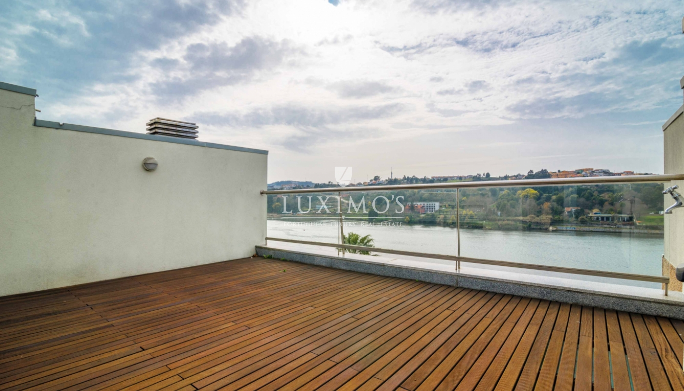 Sale of modern and luxury house, with river view, Porto, Portugal_98252