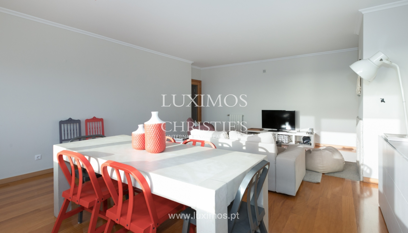 Sale of apartment with river and ocean views, Leça Palmeira, Portugal_98444