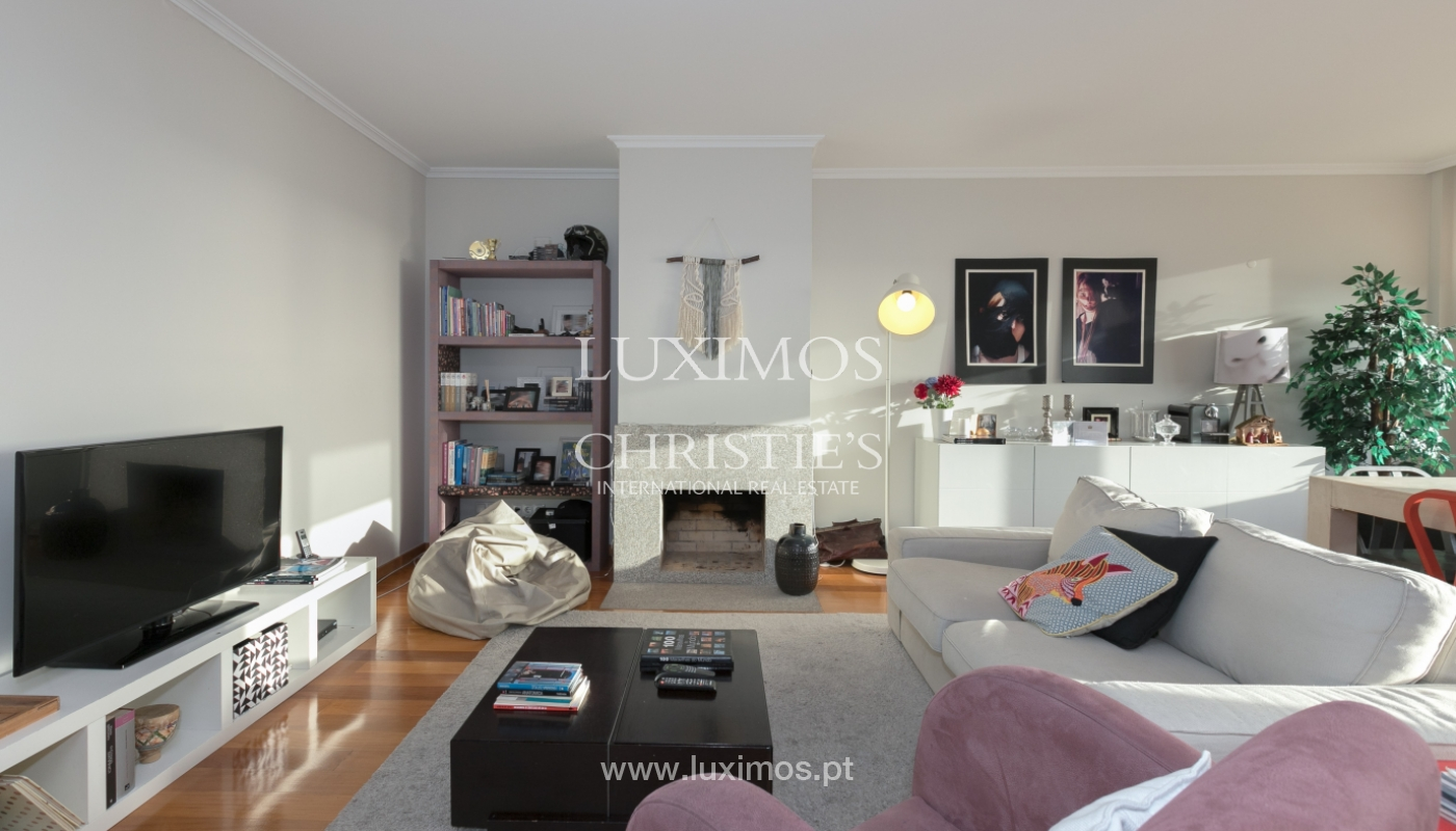 Sale of apartment with river and ocean views, Leça Palmeira, Portugal_98446
