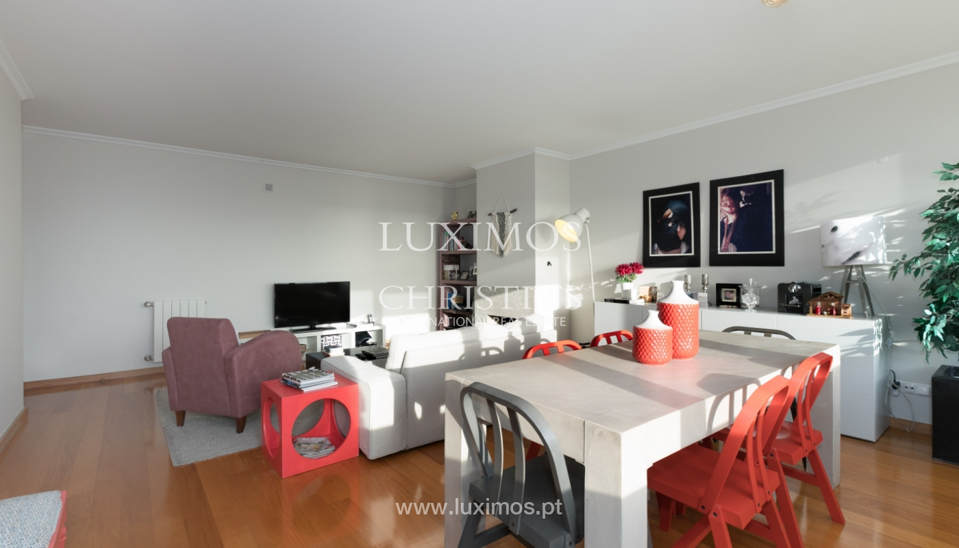 Sale of apartment with river and ocean views, Leça Palmeira, Portugal_98447