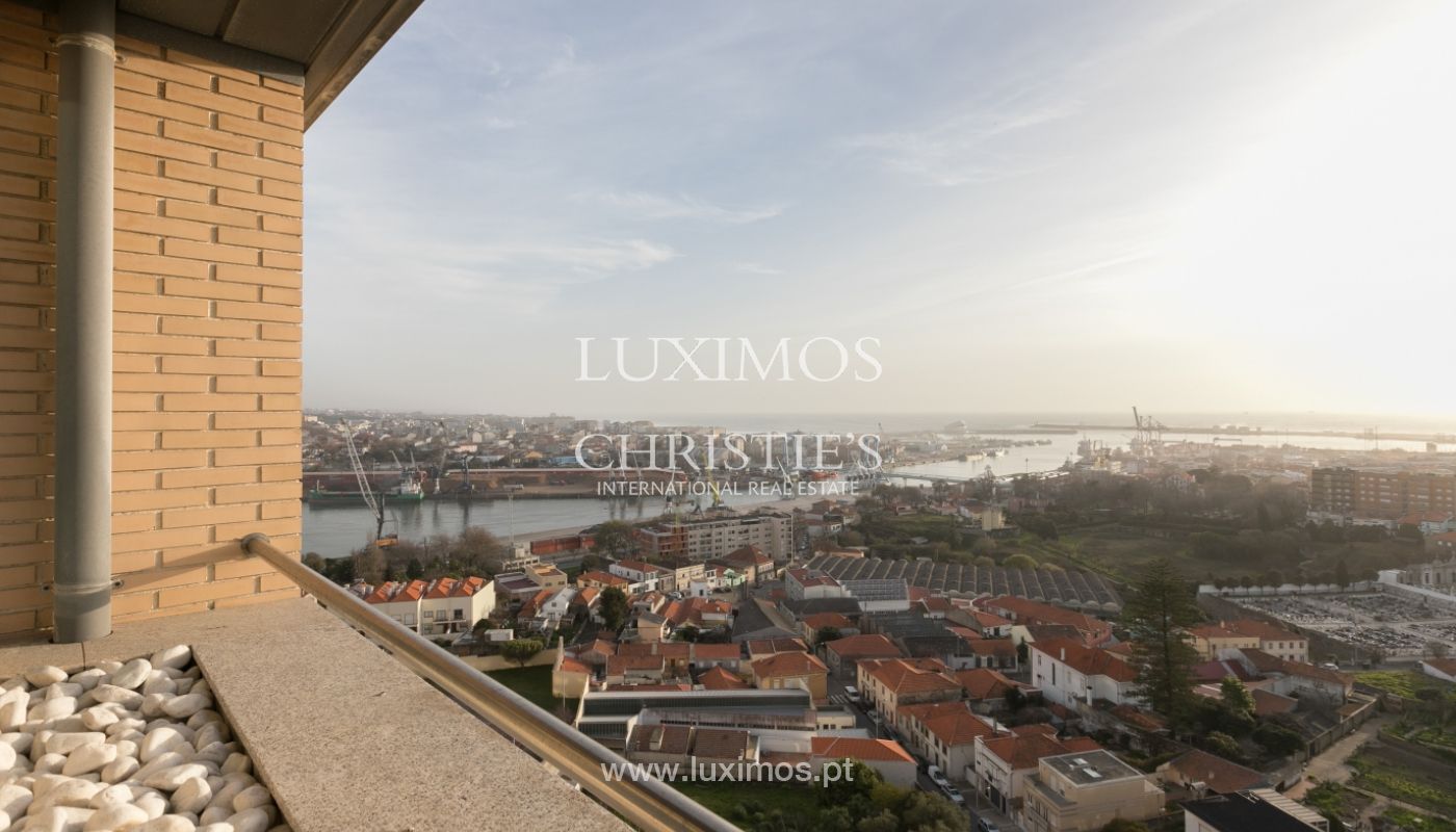 Sale of apartment with river and ocean views, Leça Palmeira, Portugal_98449