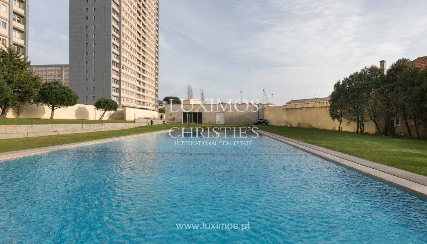 Sale of apartment with river and ocean views, Leça Palmeira, Portugal_98452