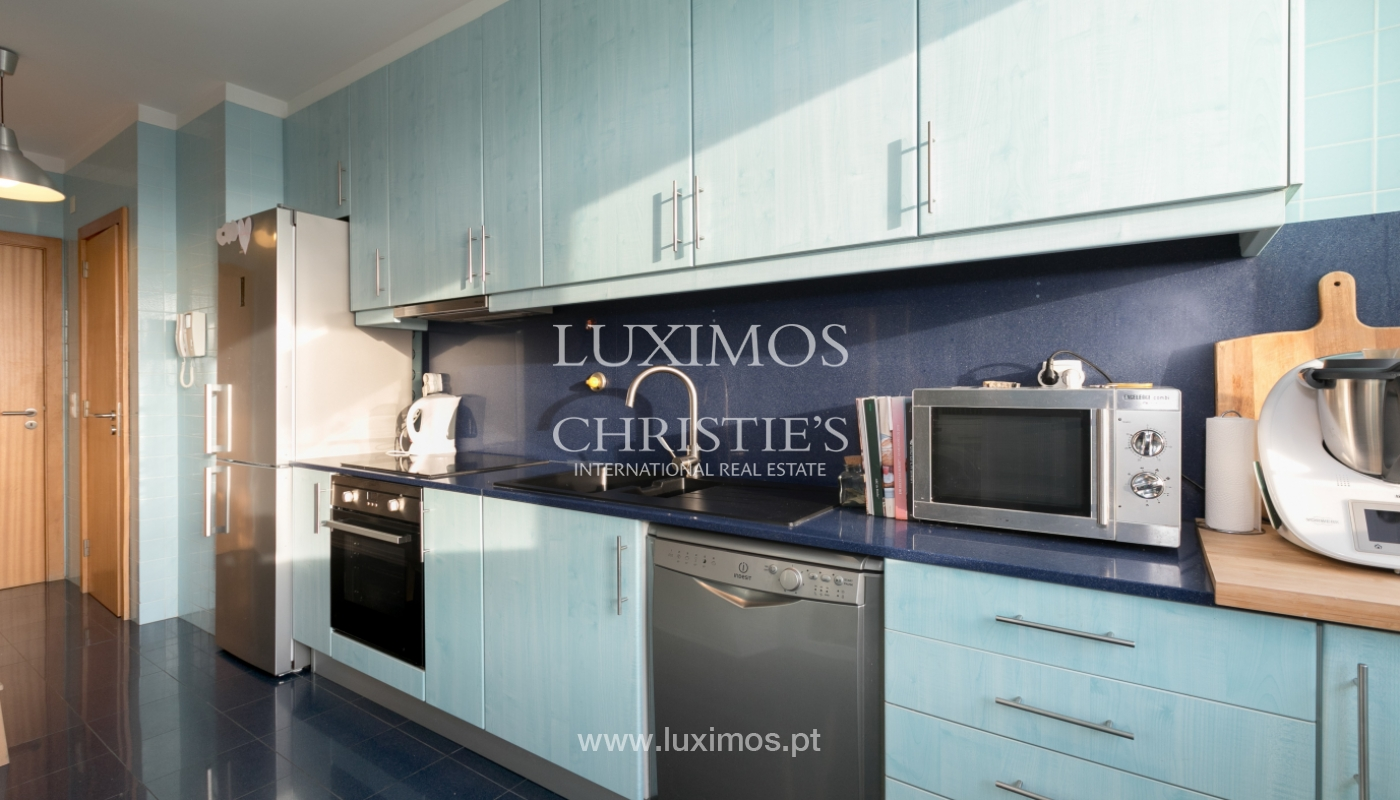 Sale of apartment with river and ocean views, Leça Palmeira, Portugal_98455