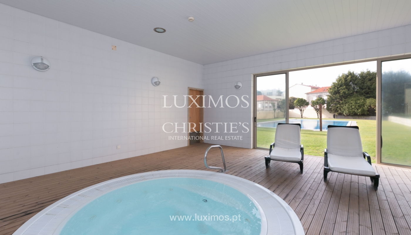 Sale of apartment with river and ocean views, Leça Palmeira, Portugal_98456