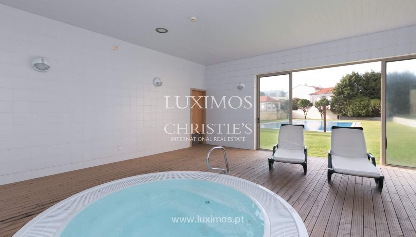 Venta apartamento con vistas de río y de mar, Leça Palmeira, Portugal_98456