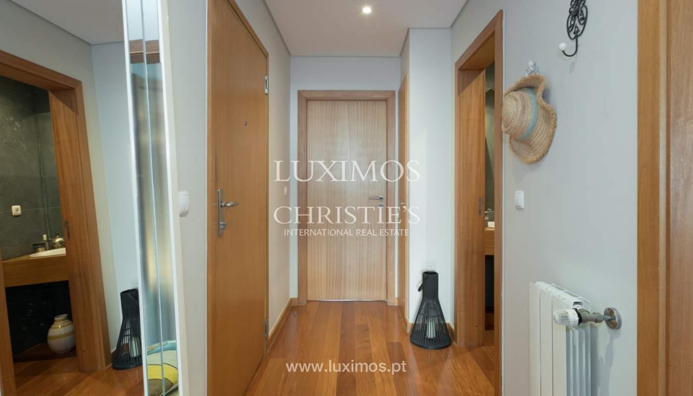 Venta apartamento con vistas de río y de mar, Leça Palmeira, Portugal_98460