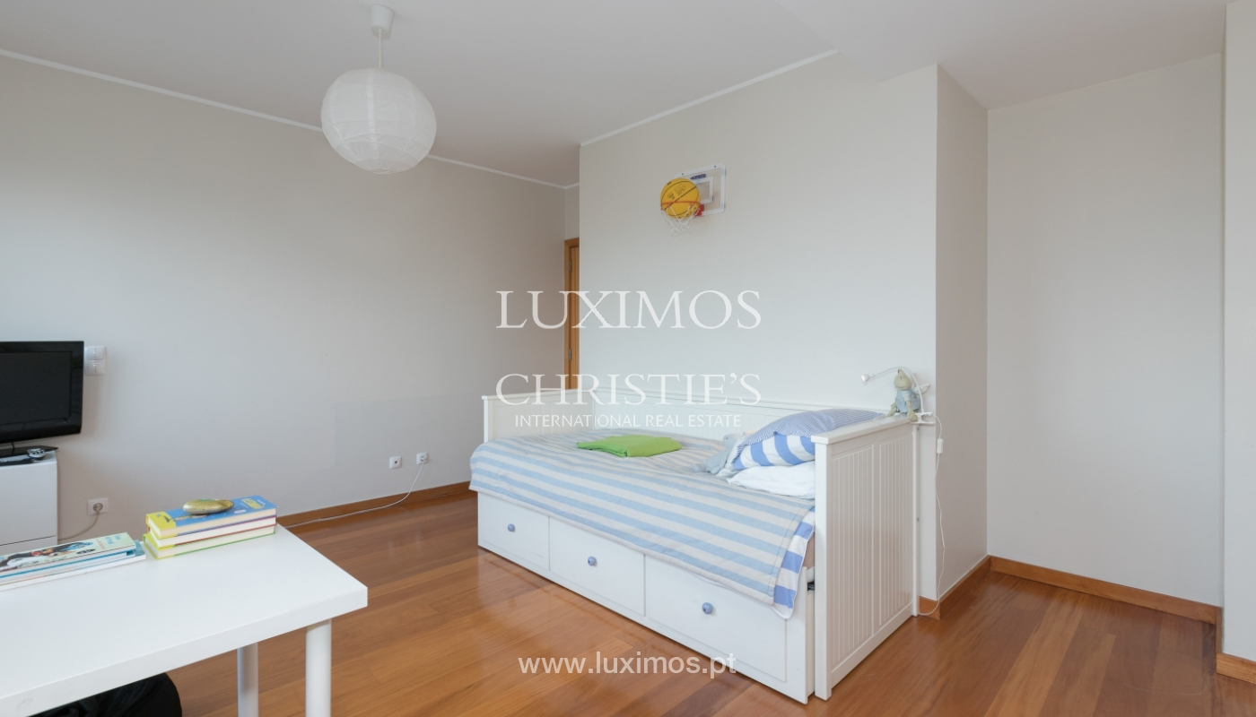 Sale of apartment with river and ocean views, Leça Palmeira, Portugal_98468