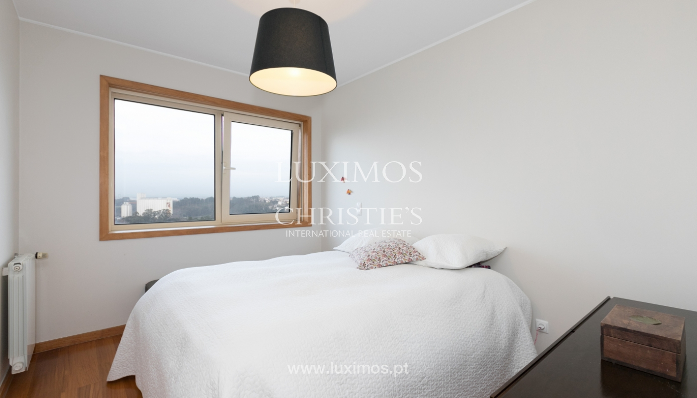 Sale of apartment with river and ocean views, Leça Palmeira, Portugal_98474