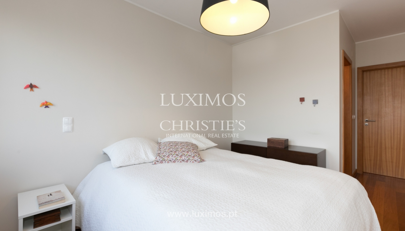 Sale of apartment with river and ocean views, Leça Palmeira, Portugal_98476