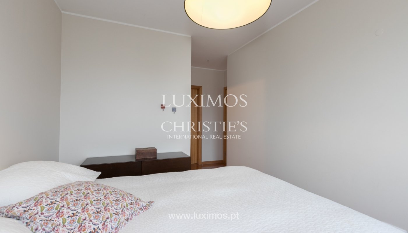 Sale of apartment with river and ocean views, Leça Palmeira, Portugal_98477