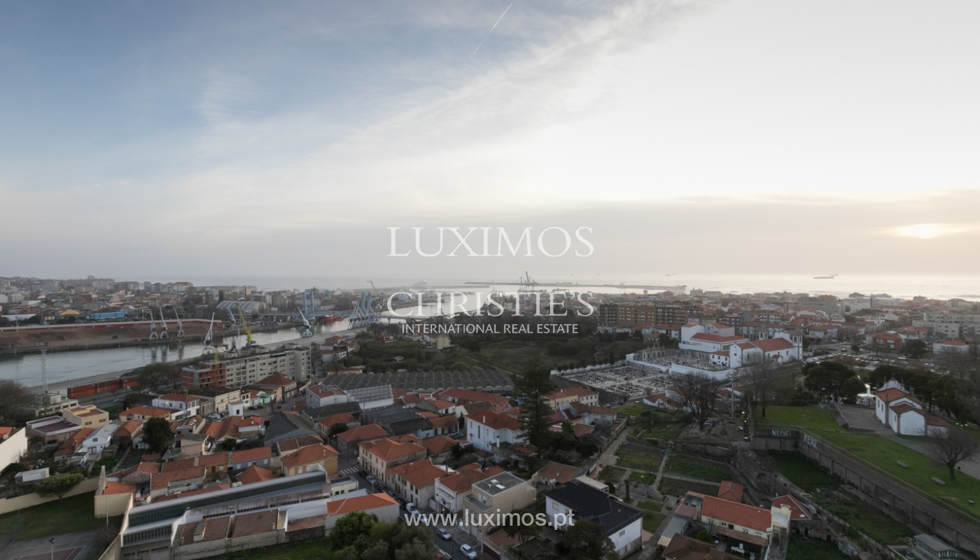 Sale of apartment with river and ocean views, Leça Palmeira, Portugal_98480
