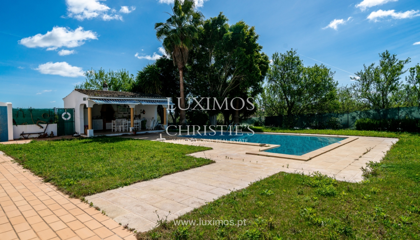 Sale of villa with pool in Boliqueime, Loulé, Algarve, Portugal_98523