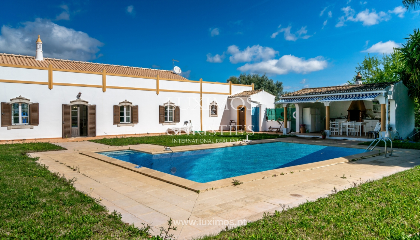 Sale of villa with pool in Boliqueime, Loulé, Algarve, Portugal_98524