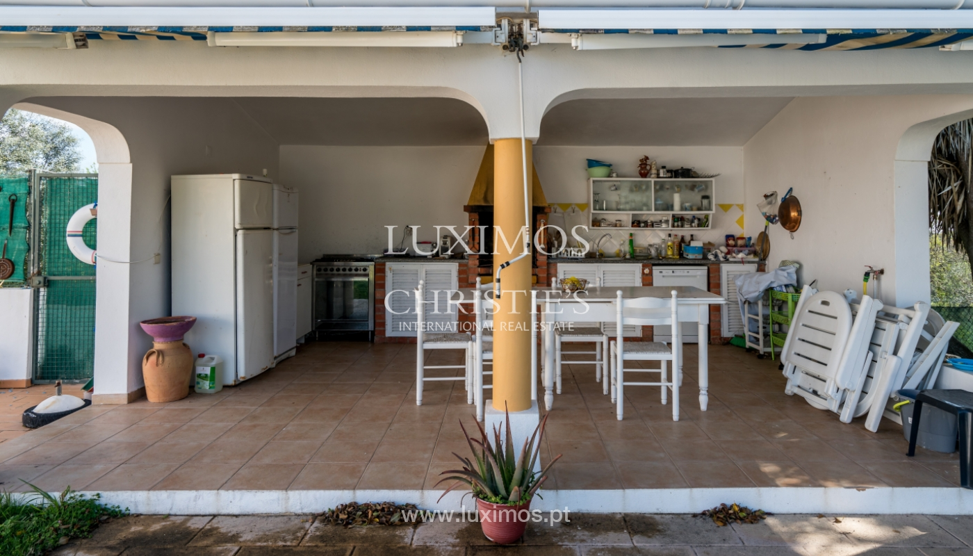 Sale of villa with pool in Boliqueime, Loulé, Algarve, Portugal_98526