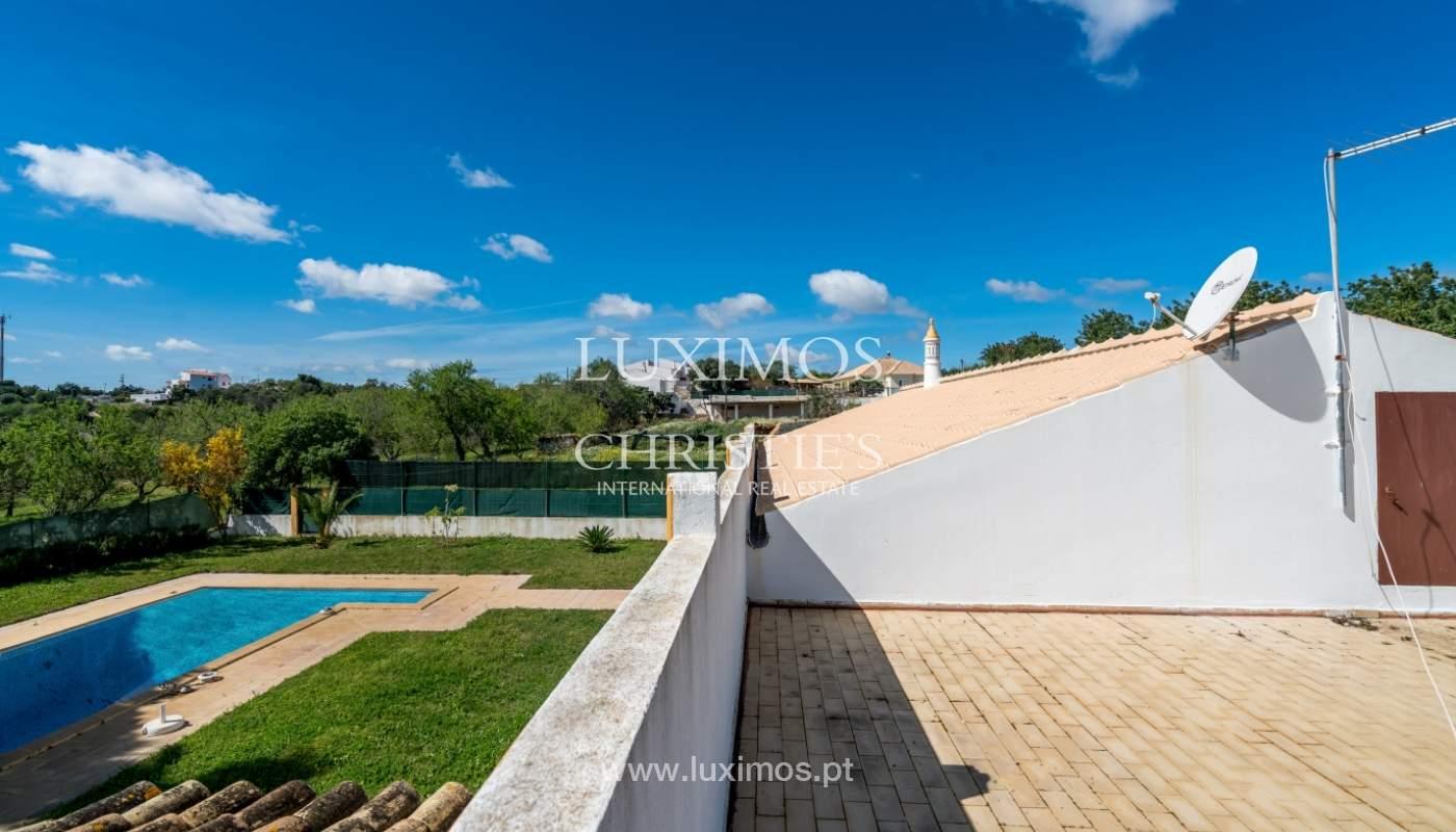 Venda de moradia com piscina em Boliqueime, Loulé, Algarve_98528