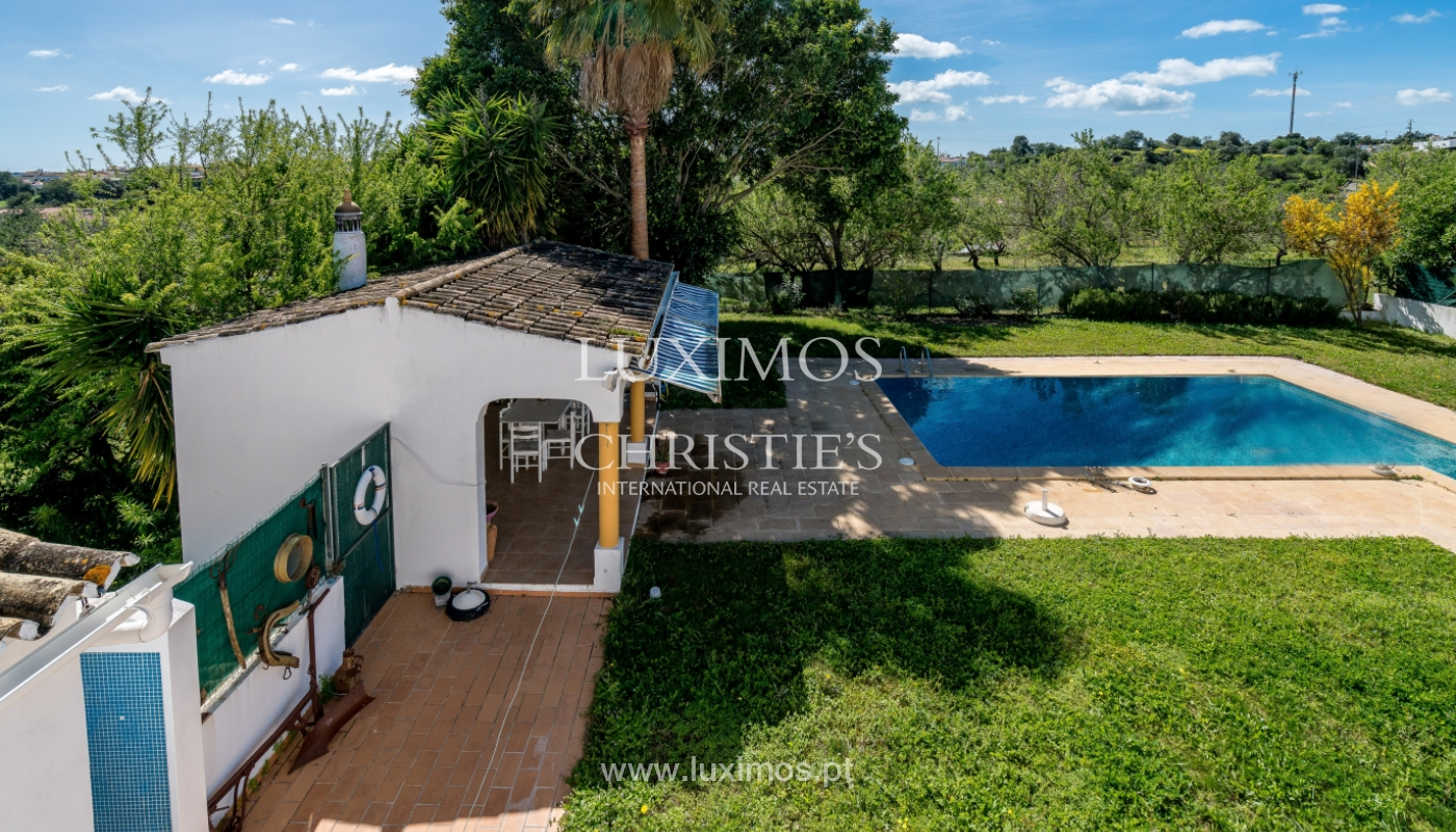 Sale of villa with pool in Boliqueime, Loulé, Algarve, Portugal_98530