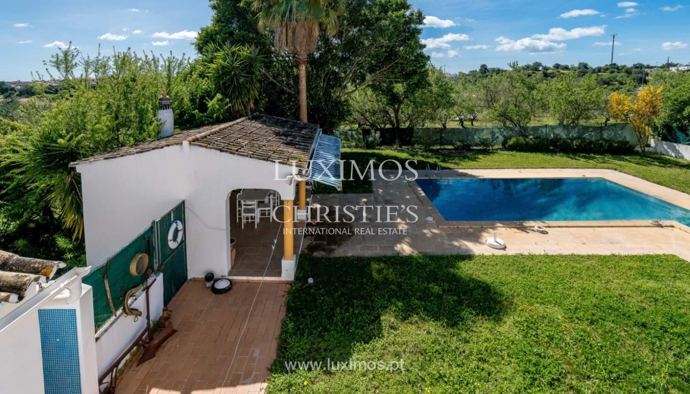 Venda de moradia com piscina em Boliqueime, Loulé, Algarve_98530