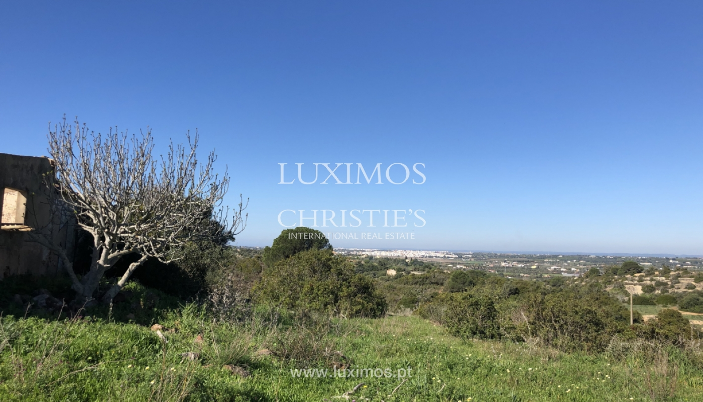 Sale of land for construction in Porches, Lagoa, Algarve, Portugal_98613