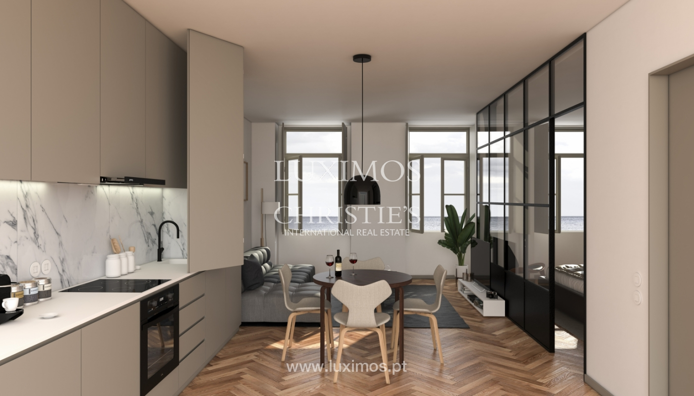 Rental: building as new w/ store and 6 apartments, Foz Douro, Portugal_98861