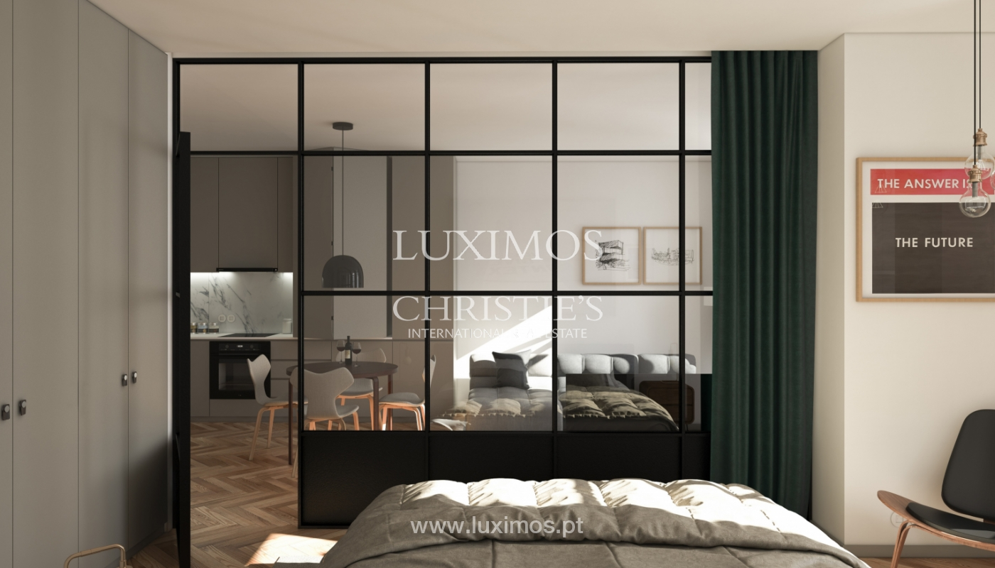 Rental: building as new w/ store and 6 apartments, Foz Douro, Portugal_98862