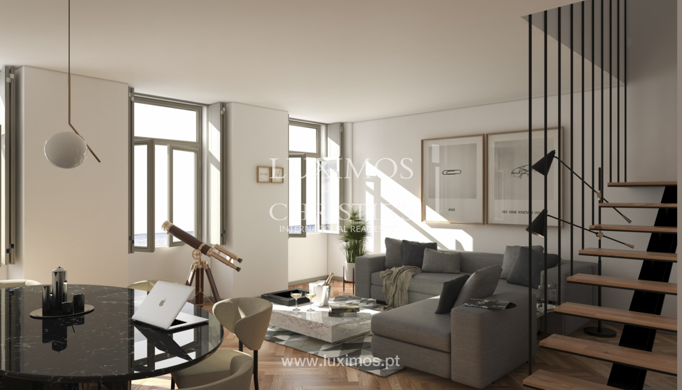 Rental: building as new w/ store and 6 apartments, Foz Douro, Portugal_98863