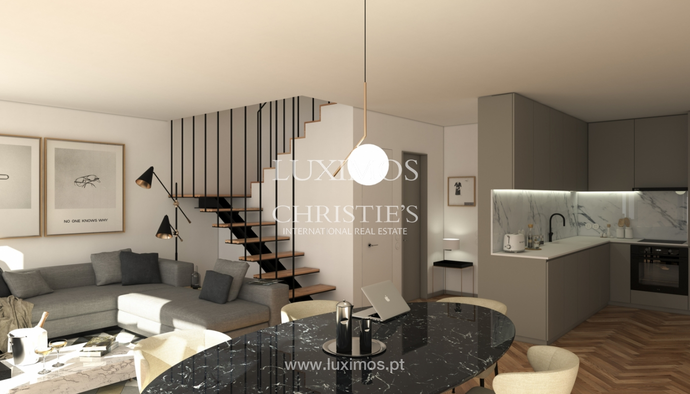 Rental: building as new w/ store and 6 apartments, Foz Douro, Portugal_98864