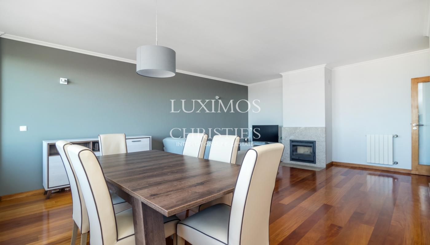 Sale apartment w/ sea views in a private condo, Leça Palmeira, Portugal_98943