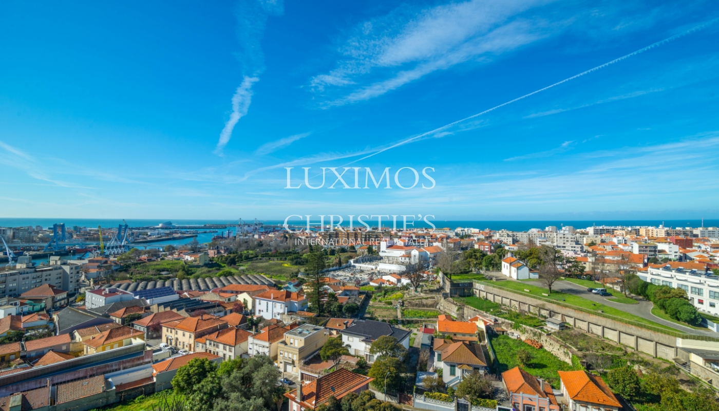Sale apartment w/ sea views in a private condo, Leça Palmeira, Portugal_98983