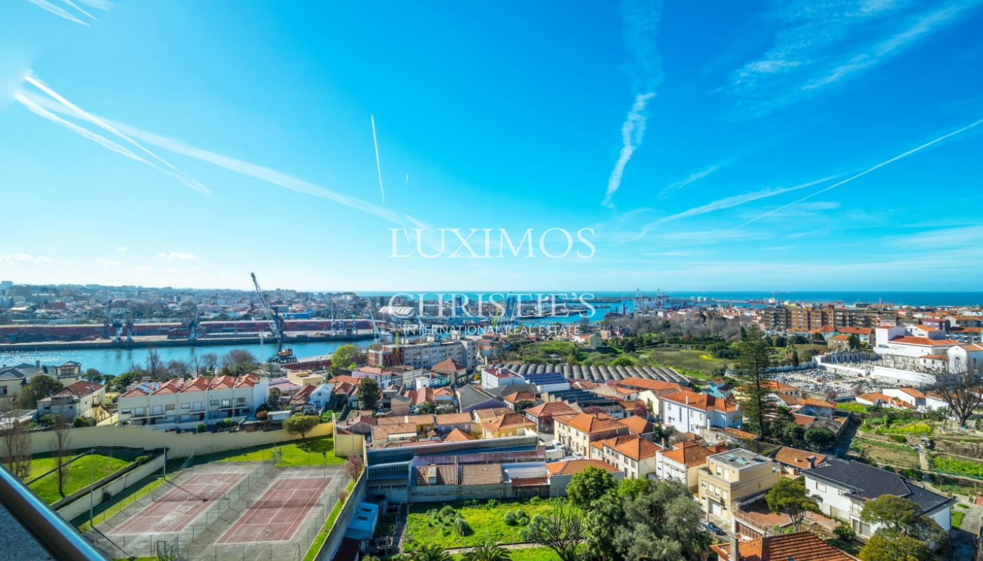 Sale apartment w/ sea views in a private condo, Leça Palmeira, Portugal_98984