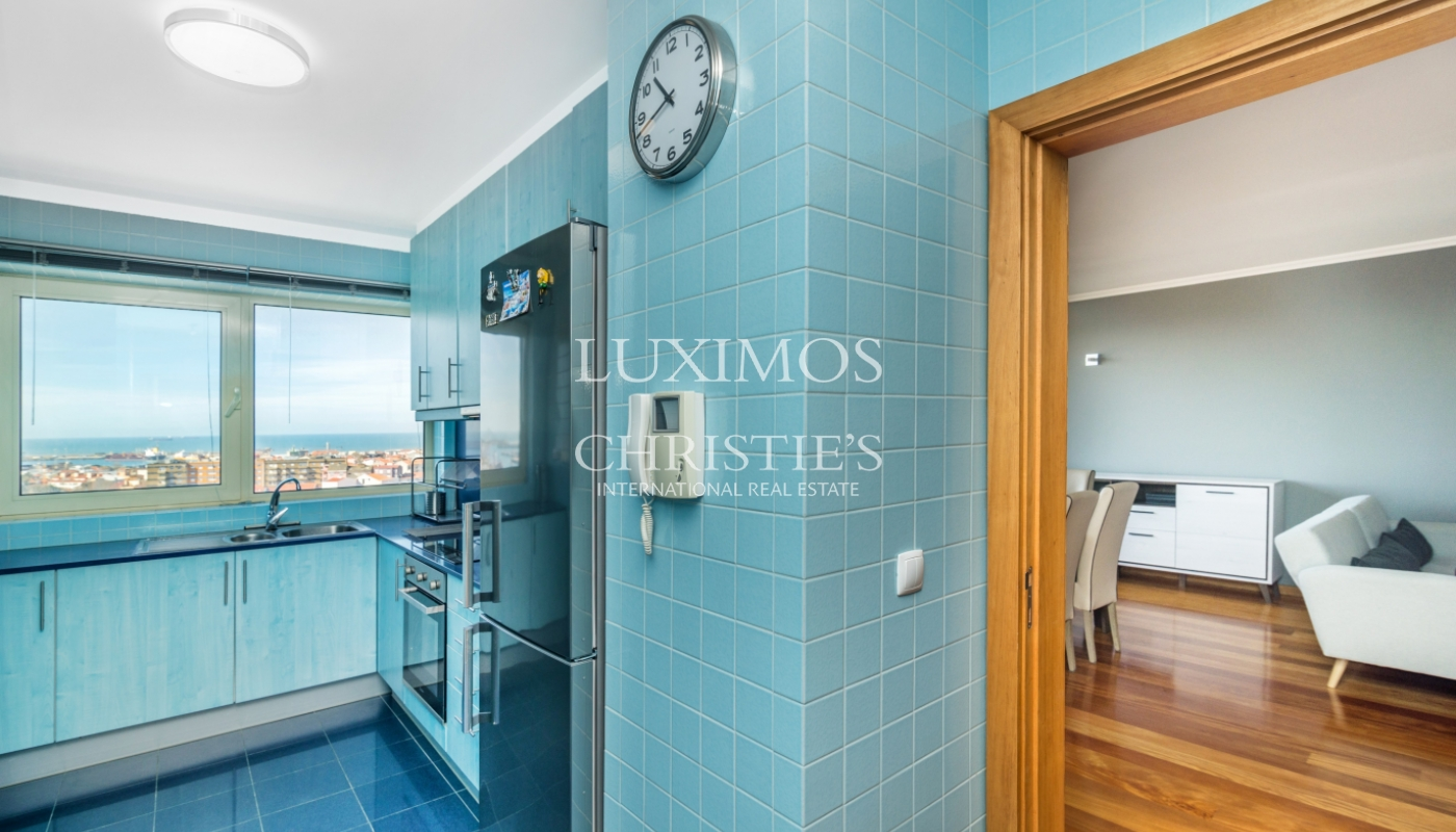 Sale apartment w/ sea views in a private condo, Leça Palmeira, Portugal_98985