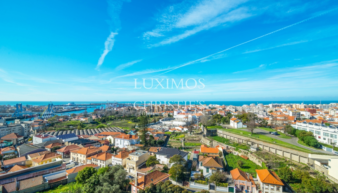 Sale apartment w/ sea views in a private condo, Leça Palmeira, Portugal_98989