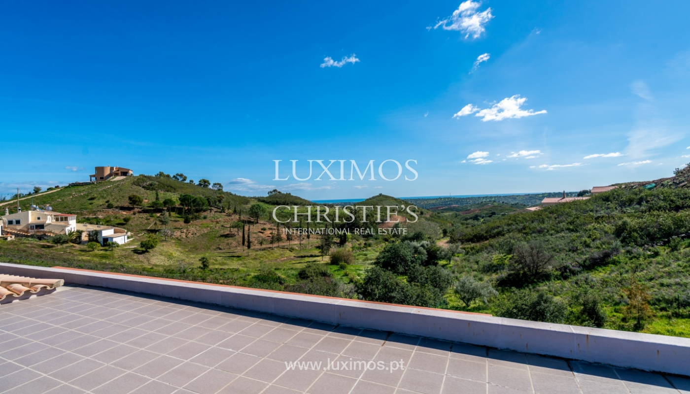 Sale of luxury villa with sea view in Tavira, Algarve, Portugal_99069