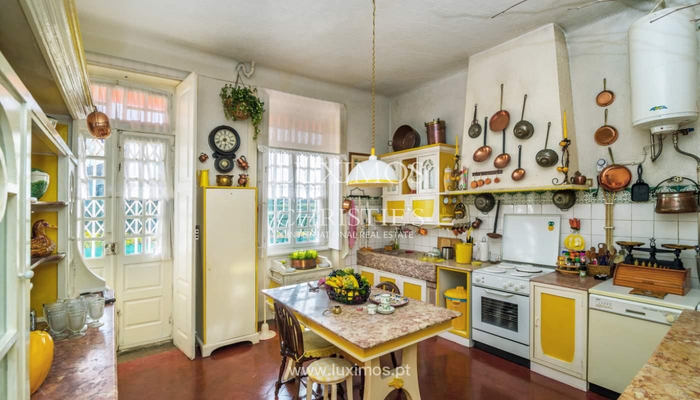 Sale of house with garden, near the sea, V. N. Gaia, Porto, Portugal_99217