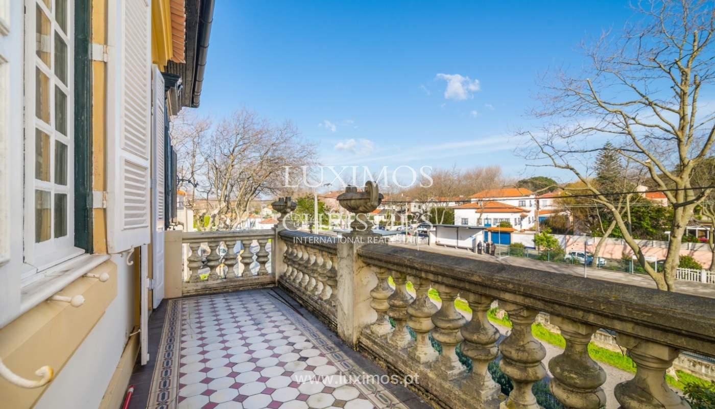 Venta de casa con jardín, cerca del mar, V. N. Gaia, Porto, Portugal_99225