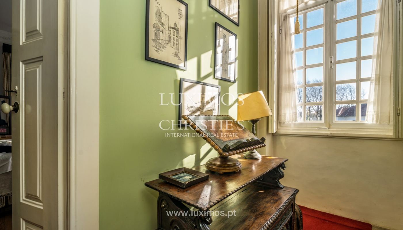 Sale of house with garden, near the sea, V. N. Gaia, Porto, Portugal_99230