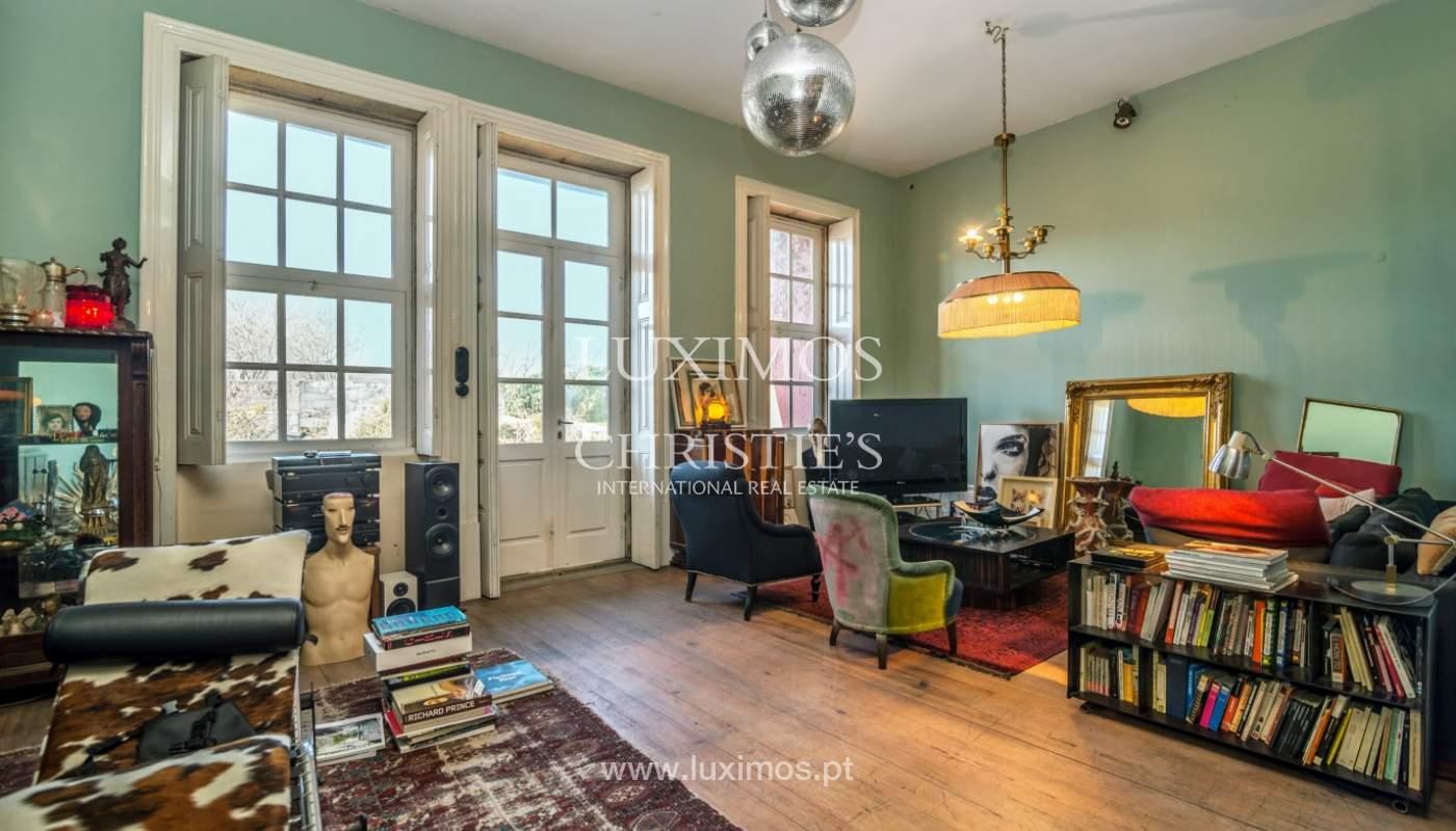 Verkauf von Haus mit Garten, in Foz do Douro, Porto_99327
